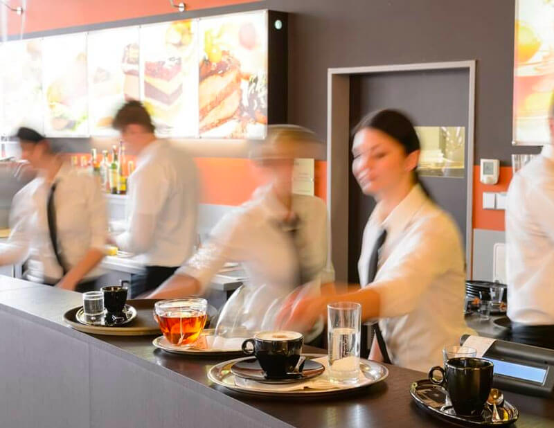 How Restaurants Are Dealing with Rising Wages